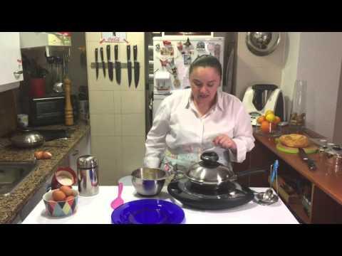 Receta de Tortilla Francesa en Sarten de Acero de AMC