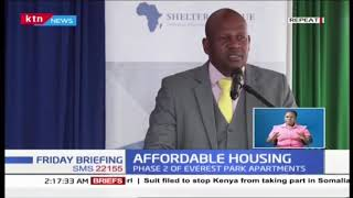 Shelter Afrique now targets low income earners