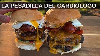 Heart Attack Burger | La Capital