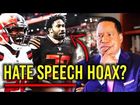 The Myles Garrett Hate Speech Allegation, Explained