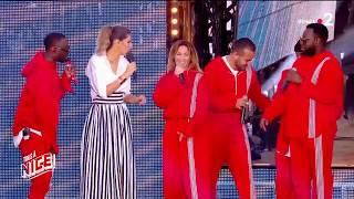 Nice LIVE NAESTRO   Bella Ciao Ft. Maître GIMS, VITAA, DADJU & SLIMANE Live A Nice 2018