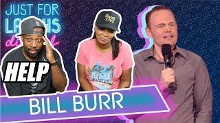 [ REACTION ] Bill Burr   Motherhood Isn't The Hardest Job‼ I GOT IN TROUBLE‼😁😬😬