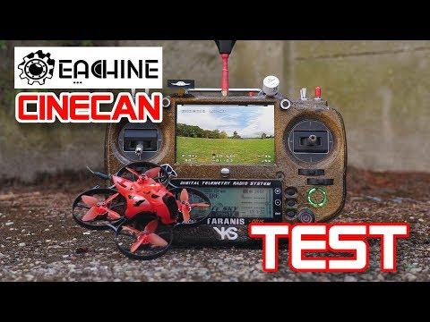 eachine cinecan test