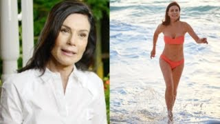 70 Year Old Mum Who Looks 20 Goes Viral For Her Youthful Look - Anti-aging Secret