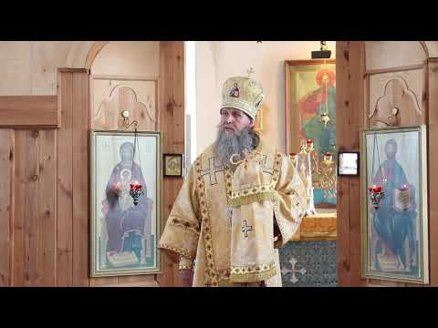 Слово владыки в день Боголюбской иконы Божией Матери