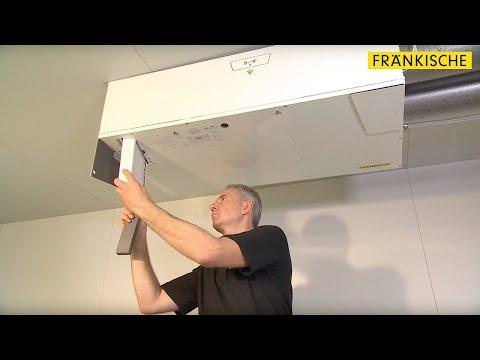 profi-air 180 flat: Filterwechsel