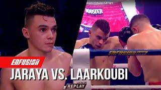Mohammed Jaraya vs Redouan Laarkoubi | Enfusion League Round 4 | The Hague