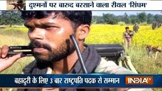 Meet Encounter Specialist Who Has Shot 53 Maoists Dead in Chhattisgarh