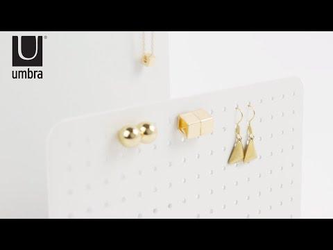 Curio Jewelry Stand Video