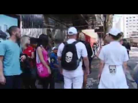 #32bienal (Live Stream) Pope L. 4/17