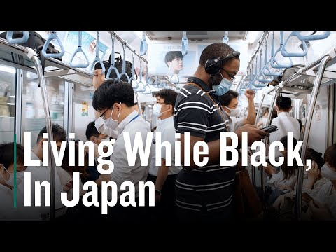 Living While Black, in Japan
