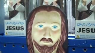 Miracle Eyes Jesus - Archie McPhee