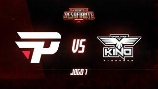 Circuitão 2019: paiN Gaming x Operation Kino (Jogo 1)   Fase de Pontos - 1ª Etapa