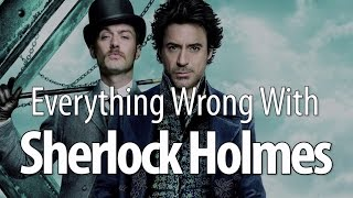 Download Youtube: Everything Wrong With Sherlock Holmes in 13 Minutes Or Less
