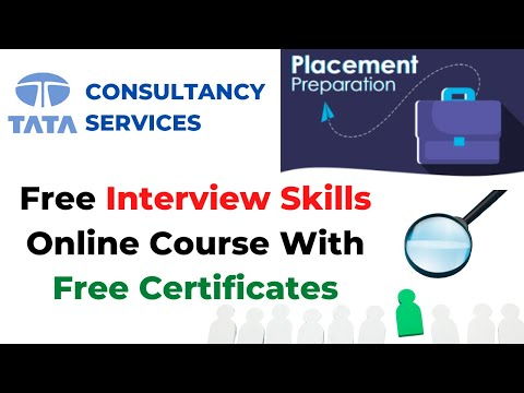 Free Placement Preparation - Interview Skills Online Course With ...
