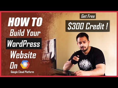 How to Build WordPress Website with Google Cloud Platform step by step guide