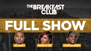 The Breakfast Club FULL SHOW - 10-18-21
