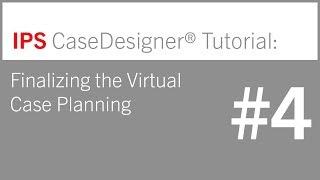 Workflow Tutorial #4 | IPS CaseDesigner® Tutorial