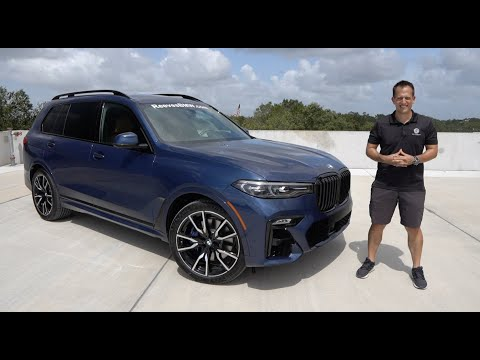 External Review Video uMt49Zo_Isk for BMW X7 SUV (G07)