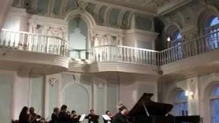 Carlos Seixas Concerto A major (2 & 3 mvts) - Filipe Pinto-Ribeiro, Kremlin Orchestra, Rachlevsky