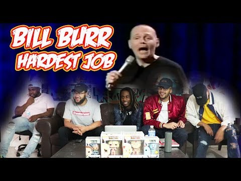 Bill Burr - Hardest Job On The Planet Reaction/Review