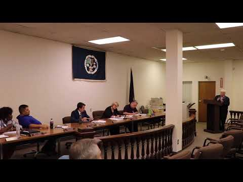 Monessen City Council Meeting 06-13-2019