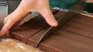 [バレンタインチョコ]生チョコレートの作り方。#120 Chocolate Ganache | Kholo.pk