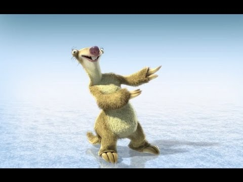 Screenshot of video: The Sid Shuffle- Ice Age