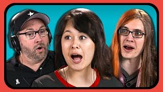 YOUTUBERS REACT TO WTF DID I JUST WATCH COMPILATION #5 - Video Youtube