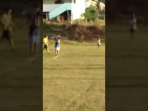 Campeonato no Campo Do Vila em Aracitaba