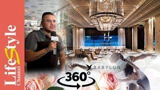 VR360 Hawksworth Restaurant on LifeStyle Channel