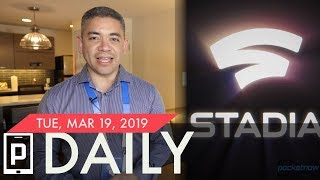 Google announces Stadia, New iPads released & more