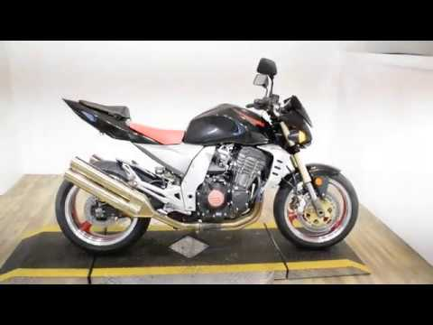 2003 Kawasaki Z1000 in Wauconda, Illinois - Video 1