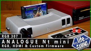 RGB307 :: Analogue Nt mini - RGB, HDMI & Custom Firmware