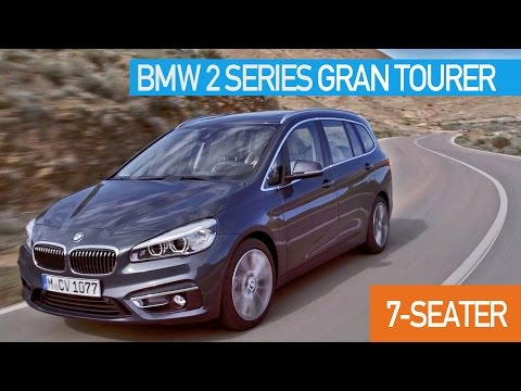 ► 2015 BMW 2 Series Gran Tourer (7-seater)