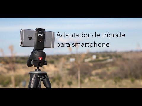 Análisis soporte de trípode o palo selfie para smartphone iPhone