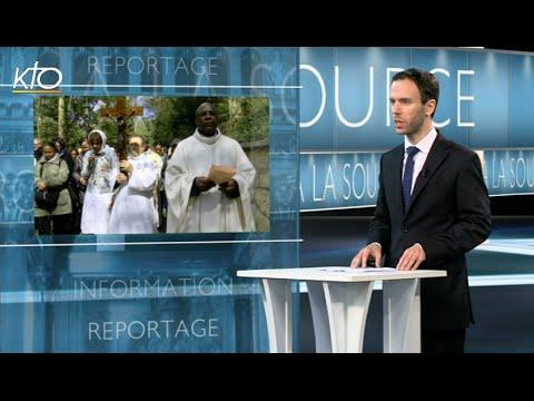 Dimanche de la Miséricorde, pape François parlant du génocide arménien et l'actu de la semaine