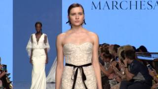 MARCHESA BRIDAL VIDEO READY COUTURE & RESORT 2018