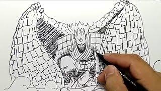 Video Keren Cara Menggambar Alucard Mobile Legend