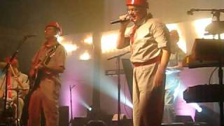 Devo - Cold War Live at Fillmore New York, NYC 11/21/09