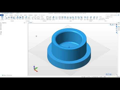 Direct Modelling CAD software, Hexagon