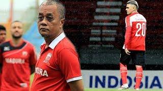 Madura United Berikan Wejangan Kepada PSS Sleman Terkait Tindakan Gonzales