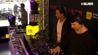 Thomas Gold b2b Deniz Koyu - Live @ SLAM! MixMaraton ADE 2015