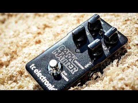 TC Electronic Dark Matter – Distortion Pedal Review