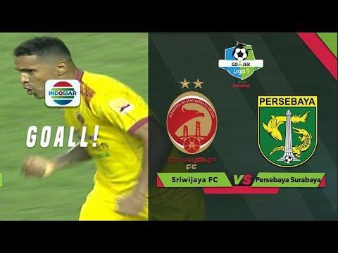 Goal Beto Goncalvez - SFC (3) v Persebaya (3) | Go-Jek LIGA 1 bersama Bukalapak