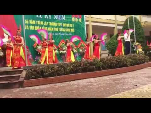 Dân nước nam-11A11 THPT Quỳnh Lưu 1