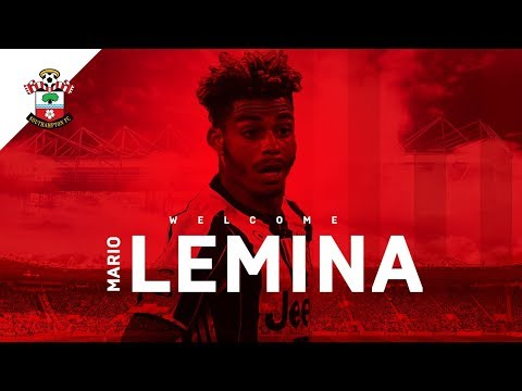 Mario Lemina - Welcome to Southampton! - Amazing Goals & Skills - 2017 HD
