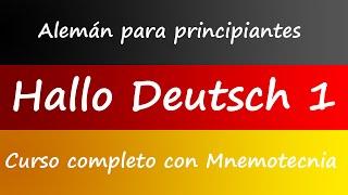 Aprender Alemán Fácil - Curso y Libro para Principiantes