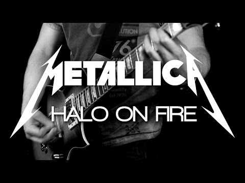 Metallica - Halo On Fire (shortened instrumental and vocal cover)