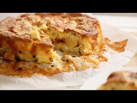 Extrem leckerer Apfelkuchen mit Lavendel